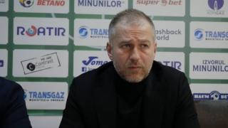 Gaz Metan Mediaş, fără antrenor