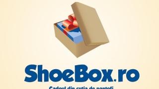 Ediția 10 a proiectului ShoeBox - Cadoul din cutia de pantofi