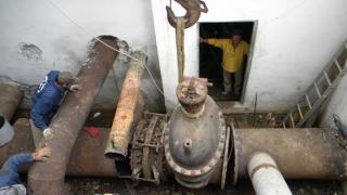 Ce abonați din Eforie Nord sunt afectați de întreruperea alimentării cu apă