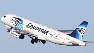 Fragmente din carlinga avionului EgyptAir, găsite în mai multe zone