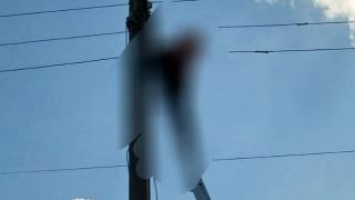 Tragedie la Nicolae Bălcescu. Un electrician a murit electrocutat pe un stâlp