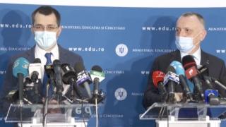 Ministrul Sănătății: Elevii care vor prezenta simptome de Covid vor fi testați, la școală, cu teste rapide antigen
