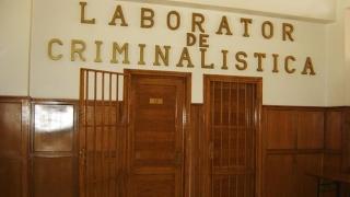 """Elevii Școlii """"Colibri"""", în laboratoarele Serviciului Criminalistic"""
