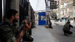 Eliberarea unei baze militare din Damasc, după lupte grele
