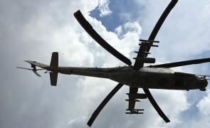 Niciun supraviețuitor după ce un elicopter rusesc s-a prăbușit în Siria