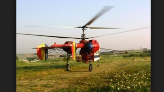 Accident aviatic: Un elicopter s-a prăbușit la Turda!