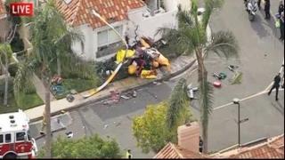 Elicopter prăbuşit peste o locuinţă! Trei persoane au murit