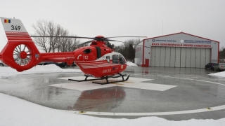 Constanţa are un nou superelicopter SMURD!