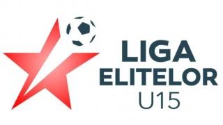 Începe faza zonală în Liga Elitelor U15