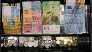 Elveţia decide dacă acceptă sau respinge o reformă monetară