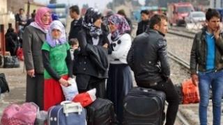 350 de imigranți care se îndreptau spre Lesbos, interceptați în Turcia