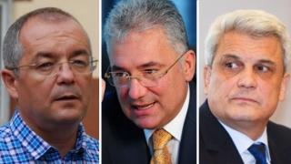 Boc, Videanu şi Ariton, audiați în dosarul lui Blaga