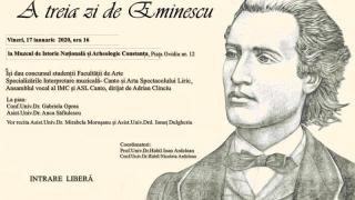 """""""A treia zi de Eminescu"""""""