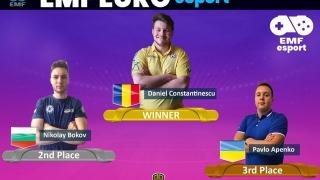 România, pe primul loc la EMF E-Sports EURO 2020