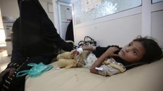 Epidemie de holeră în Nigeria