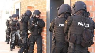 Poliţia spaniolă a anihilat o reţea de contrabandişti de arme