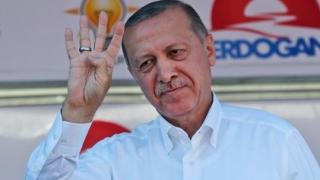 Recep Tayyip Erdogan rămâne președinte. A câștigat alegerile cu 52,5% din voturi