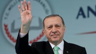 Erdogan anunţă alegeri anticipate legislative şi prezidenţiale!