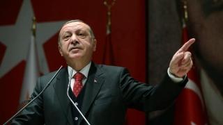 Erdogan se crede apărătorul islamului