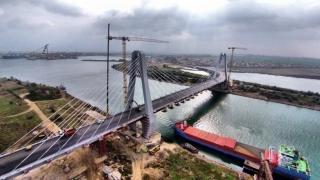 Este oficial! De la 1 septembrie se închide circulaţia pe podul de la Agigea!