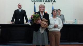 Doamnele teatrului tomitan au primit titlul de cetățean de onoare al Constanței