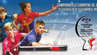 Adversarele României la CE de tenis de masă cadete, cadeţi, junioare şi juniori