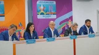 Ultimele detalii despre organizarea EURO 2020 la București