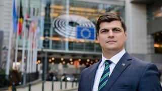 Europarlamentarul Laurenţiu Rebega, trimis în judecată pentru mită