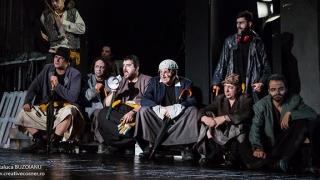 Eutopia, la Festivalul Internaţional de Teatru de la Oradea