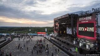 Zeci de mii de oameni, evacuați de la celebrul festival Rock am Ring
