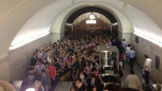 Peste 20.000 mii de oameni evacuați la Moscova, după alarme cu bombă