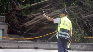 Taiwan - Mii de persoane evacuate în urma unei furtuni puternice