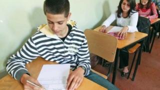 Evaluarea Națională: 97,17% dintre elevi s-au prezentat la proba de Matematică