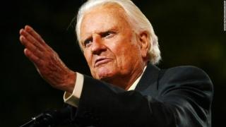 A murit cel mai influent predicator al secolului XX, Billy Graham