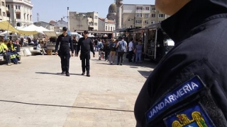 Evenimente culturale și sportive pe litoral. Jandarmii sunt la datorie!