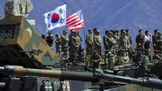 SUA și Coreea de Sud renunță la exercițiile militare comune