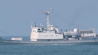 Exercițiu de luptă antisubmarin în Mediterana