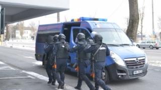 Scandal monstru în Mamaia: Jandarmii au intervenit de urgență