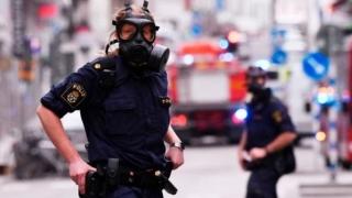Explozibili găsiți în camionul folosit în atacul de la Stockholm