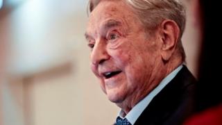 Dispozitiv exploziv găsit la locuinţa din New York a miliardarului George Soros