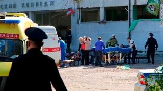 Explozia din Crimeea a ucis 18 oameni şi a rănit câteva zeci! Cine a fost de vină?