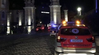 Germania sub teroare! Atac cu bombă în faţa unui restaurant!