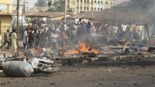 Atac terorist: o piață a fost aruncată în aer. Zeci de morți și răniți