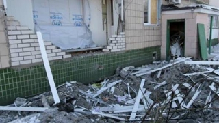 Persoane rănite într-o explozie puternică la Doneţk