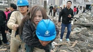 Explozie nimicitoare în China. Morţi şi răniţi. Ce s-a întâmplat