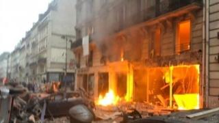 Explozii devastatoare la Paris!