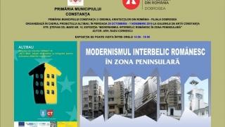Expoziție de fotografie - Modernismul Interbelic Românesc în Zona Peninsulară