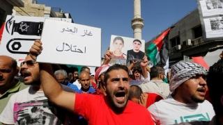 Proteste în Iordania pentru demisia guvernului