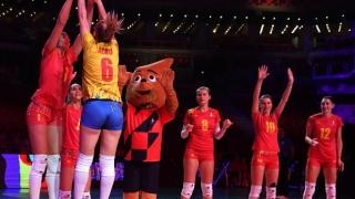 România - Serbia, în optimile Campionatului European de volei feminin