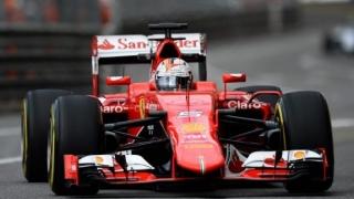 A 50-a victorie pentru Vettel